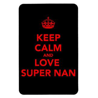 Super Nan Magnet Flexible Magnets