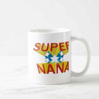 SUPER NANA COFFEE MUG
