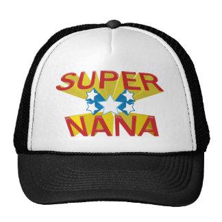 SUPER NANA TRUCKER HAT