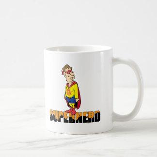 Super-Nerd Coffee Mugs