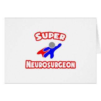 Super Neurosurgeon Card