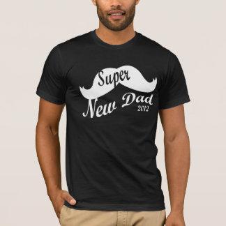 Super New Dad T-Shirt