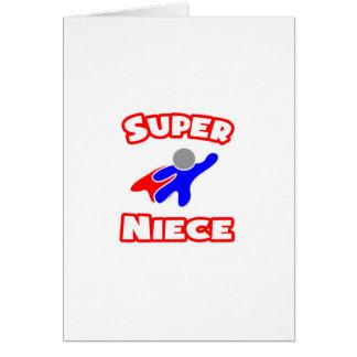 Super Niece Cards