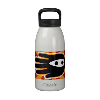 Super Ninja Hand Drinking Bottles