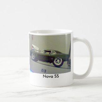 Super Nova Diecast Mug