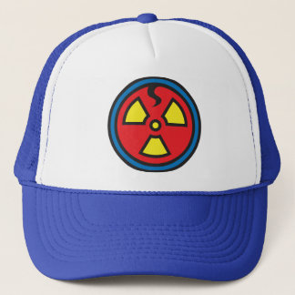 Super Nuclear Trucker Hat