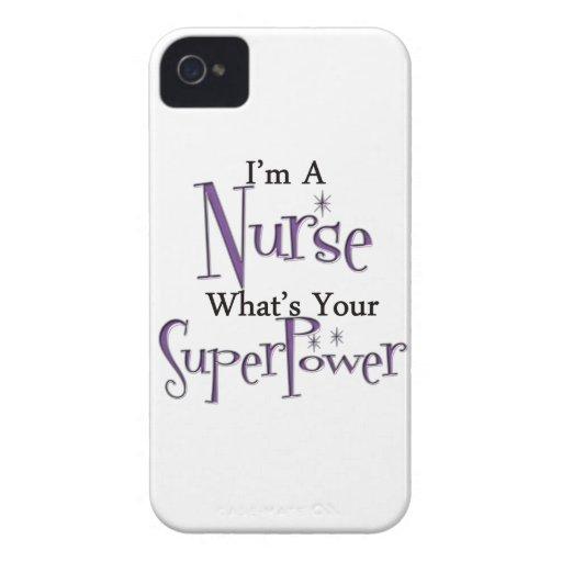 Super Nurse iPhone 4 Case