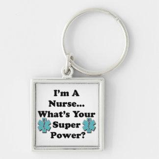 Super Nurse Keychains