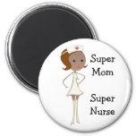 Super Nurse Magnet Fridge Magnets