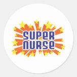 Super Nurse Sticker