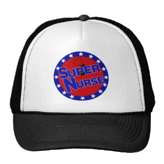 SUPER NURSE THUMBS UP - ENCOURAGEMENT TRUCKER HAT
