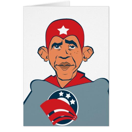 Super Obama Card