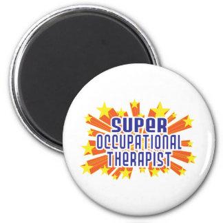 Super Occupational Therapist Refrigerator Magnet