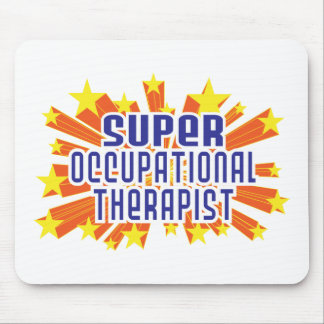 Super Occupational Therapist Mouse Pad