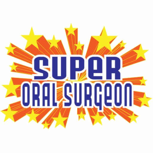 Super Oral Surgeon Photo Cut Out
