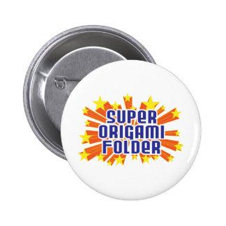 Super Origami Folder Buttons