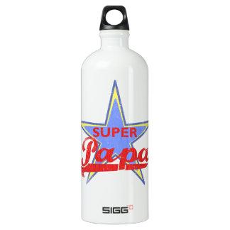Super Papa Water Bottle