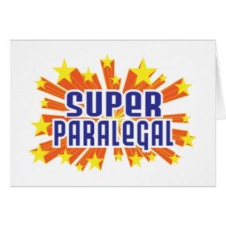 Super Paralegal Card