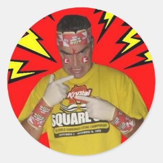 Super Paul Bonebreaker Barlow Sticker