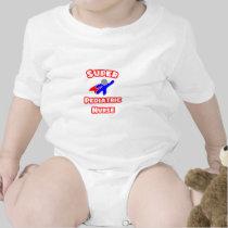 Super Pediatric Nurse Tshirt