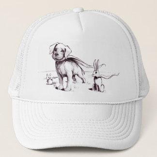 Super Pets Trucker Hat