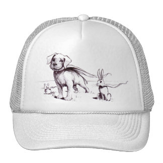 Super Pets Trucker Hat