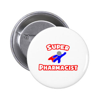 Super Pharmacist Buttons