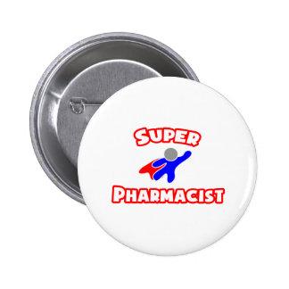 Super Pharmacist Button