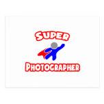 Super Photographer Postcard