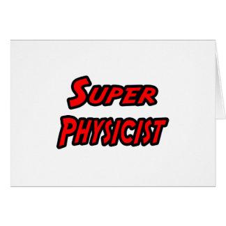 Super Physicist Card