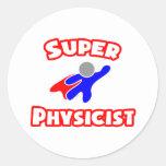 Super Physicist Sticker