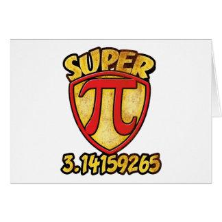 Super PI Card