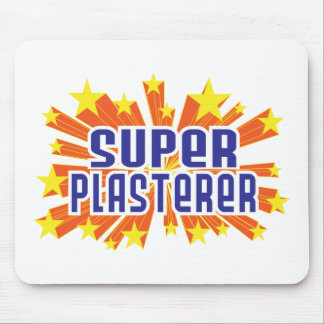 Super Plasterer Mouse Pad