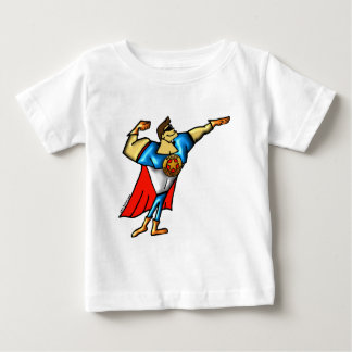 Super Police Instructor Man 2 Baby T-Shirt