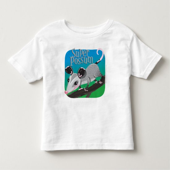 Super Possum Toddler T-shirt