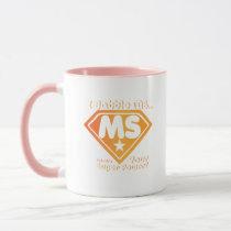 Super Power Multiple Sclerosis Awarness Mug