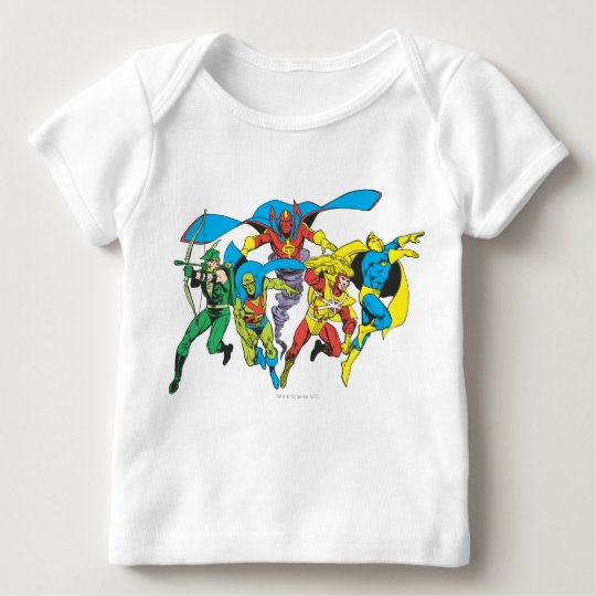 Super Powers™  Collection 10 Baby T-Shirt