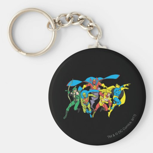 Super Powers™  Collection 10 Keychains