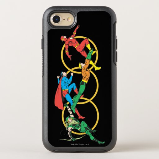 Super Powers™  Collection 11 OtterBox Symmetry iPhone SE/8/7 Case