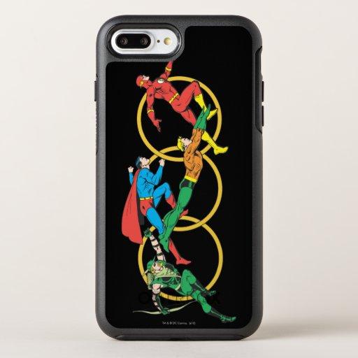 Super Powers™  Collection 11 OtterBox Symmetry iPhone 8 Plus/7 Plus Case