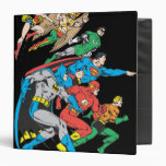 Super Powers™  Collection 12 3 Ring Binders