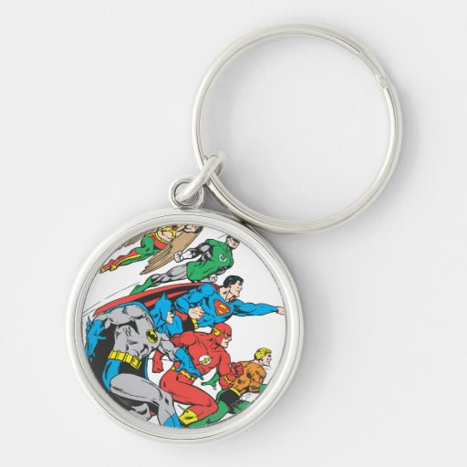Super Powers™  Collection 12 Keychain