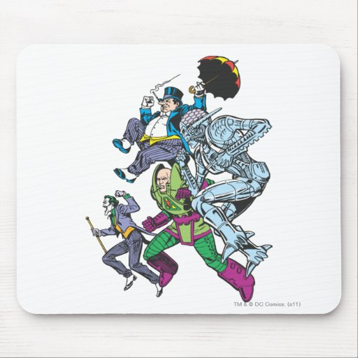 Super Powers™  Collection 13 Mousepads