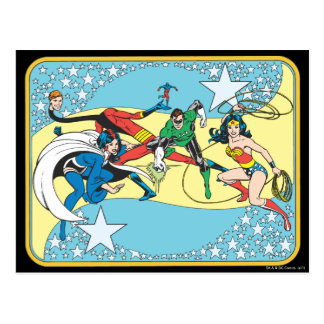 Super Powers™  Collection 14 Postcard
