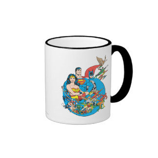 Super Powers™ Collection 1 Coffee Mugs