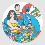 Super Powers™ Collection 1 Sticker