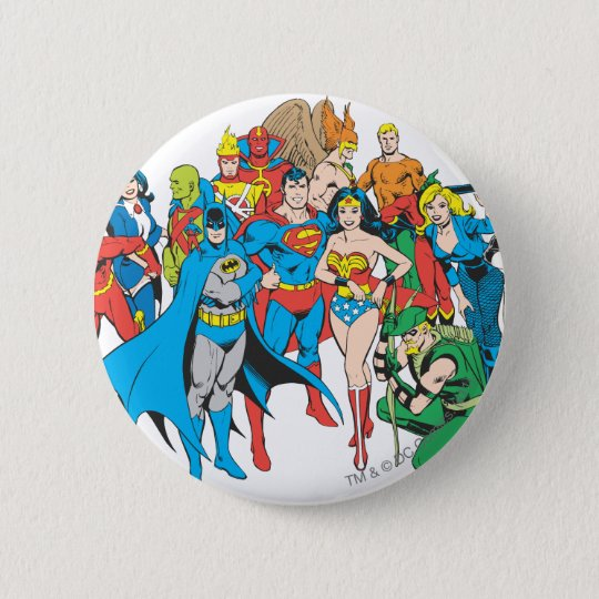 Super Powers™ Collection 2 Button