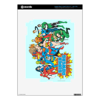 Super Powers™ Collection 2 Decals For iPad 3