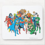 "Super Powers™ Collection 2 Mouse Pad<br><div class=""desc"">DC Originals - DC Comics</div>"