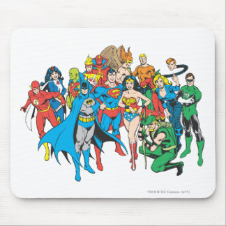 Super Powers™ Collection 2 Mouse Pad